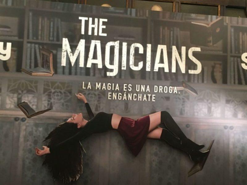 The Magicians Jorge Astyaro